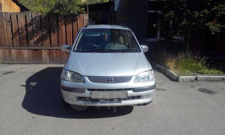 Toyota Corolla Spacio, 1996 год, 195 000 руб.