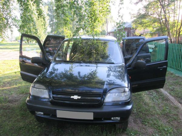 Chevrolet Niva, 2006 год, 270 000 руб.