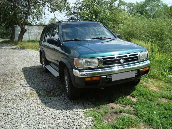 Nissan Pathfinder, 1997 год, 310 000 руб.