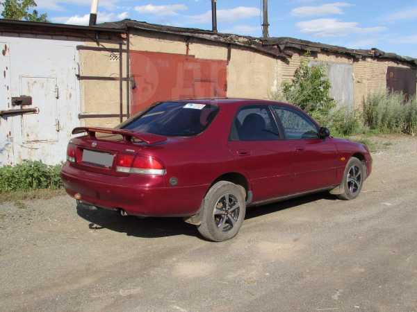 Mazda 626, 1995 год, 140 000 руб.