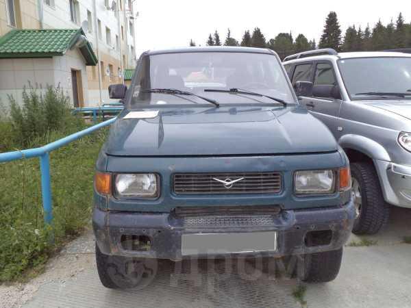 УАЗ Симбир, 2000 год, 80 000 руб.