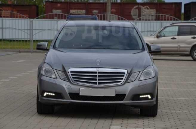 Mercedes-Benz E-Class, 2010 год, 980 000 руб.