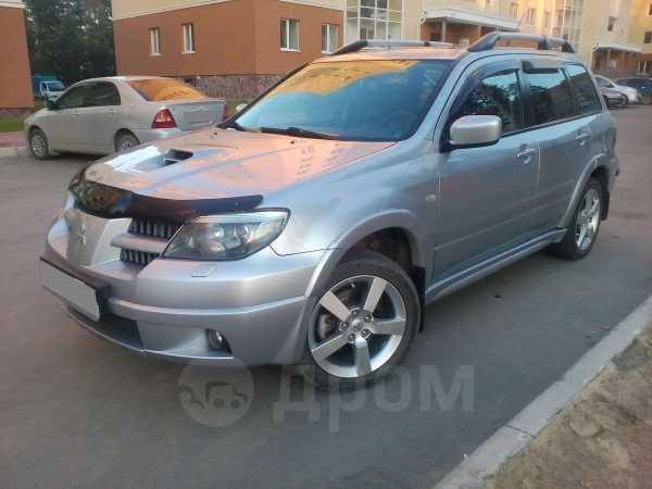 Mitsubishi Outlander, 2005 год, 455 000 руб.