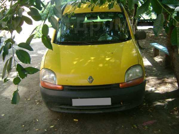 Renault Kangoo, 2001 год, 155 000 руб.