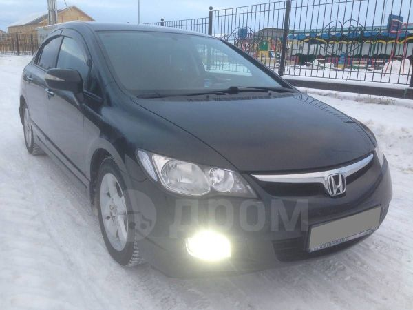 Honda Civic, 2008 год, 470 000 руб.