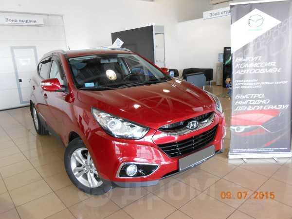 Hyundai ix35, 2010 год, 729 000 руб.