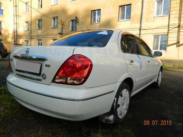 Nissan Bluebird Sylphy, 2003 год, 247 000 руб.