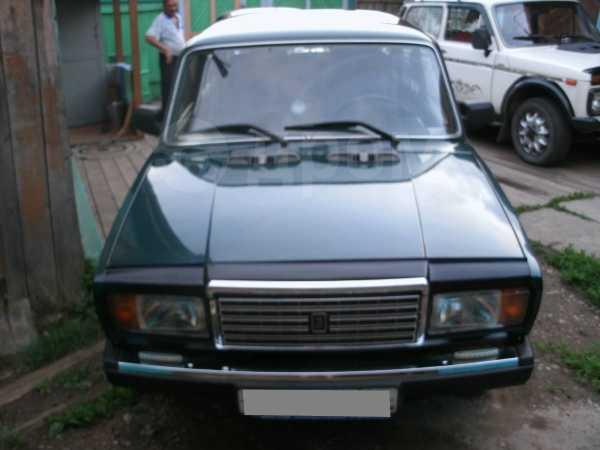 Лада 2107, 2007 год, 125 000 руб.