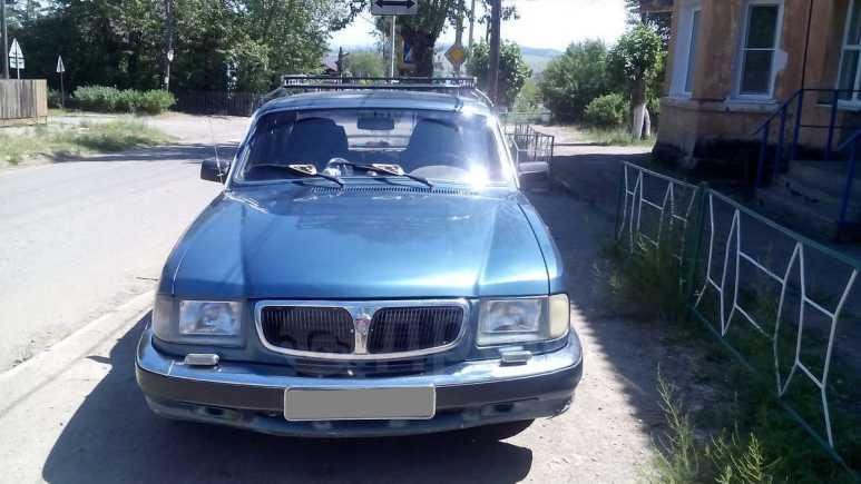 ГАЗ 3110 Волга, 2002 год, 120 000 руб.