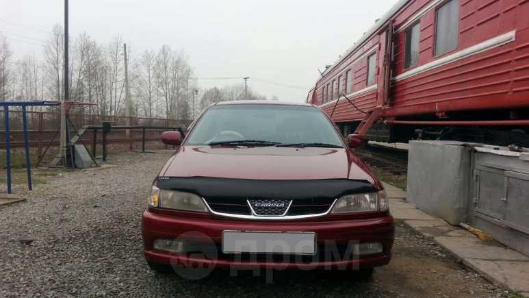 Toyota Carina, 1999 год, 160 000 руб.