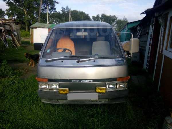 Nissan Vanette, 1985 год, 65 000 руб.