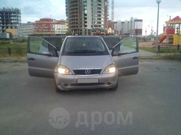 Mercedes-Benz A-Class, 1998 год, 170 000 руб.