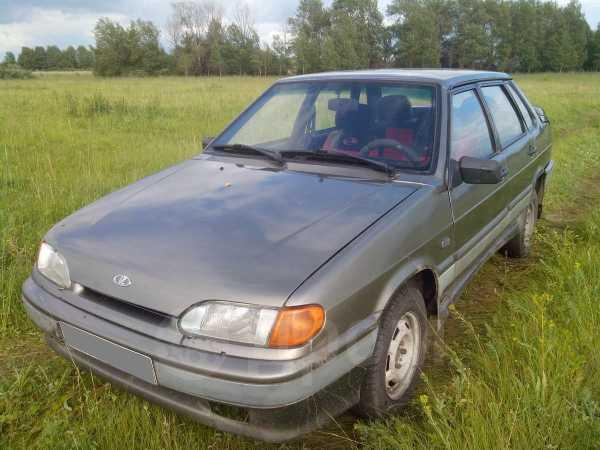 Лада 2115 Самара, 2001 год, 85 000 руб.