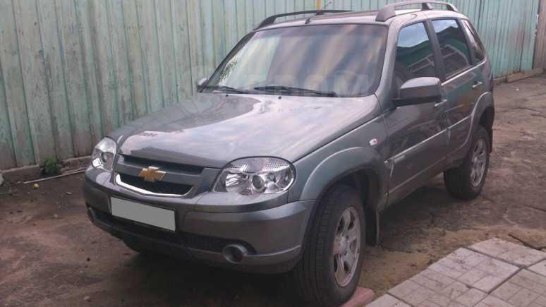 Chevrolet Niva, 2013 год, 415 000 руб.