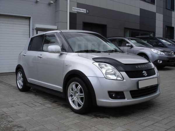 Suzuki Swift, 2008 год, 349 000 руб.