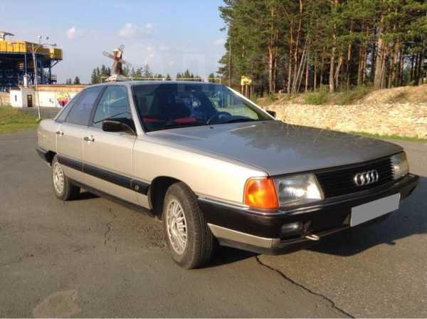Audi 100, 1986 год, 120 000 руб.