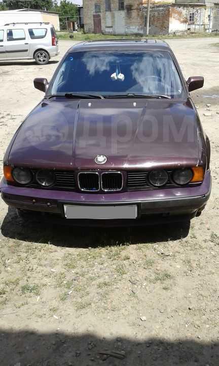 BMW 5-Series, 1993 год, 140 000 руб.
