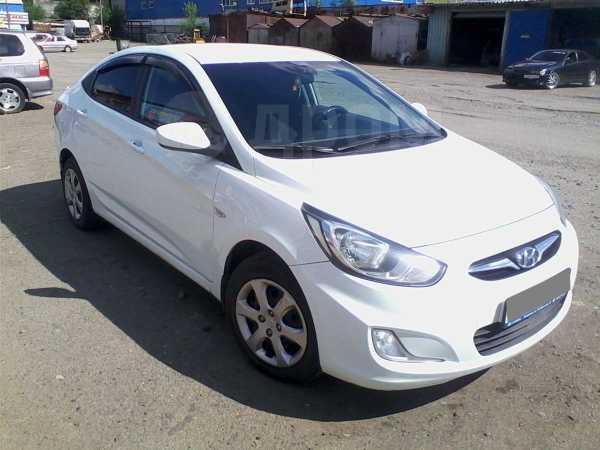 Hyundai Solaris, 2012 год, 523 000 руб.