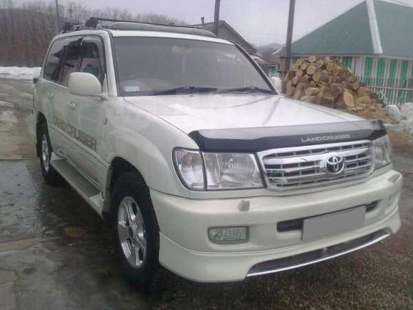 Toyota Land Cruiser, 1999 год, 550 000 руб.