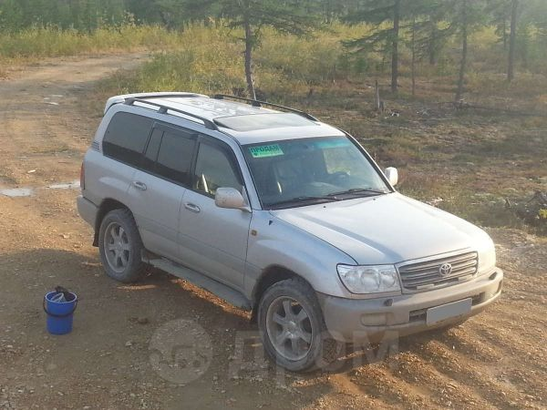 Toyota Land Cruiser, 2002 год, 1 100 000 руб.