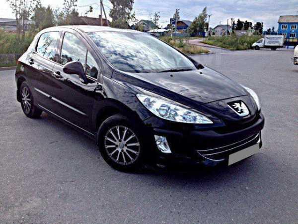 Peugeot 308, 2009 год, 350 000 руб.
