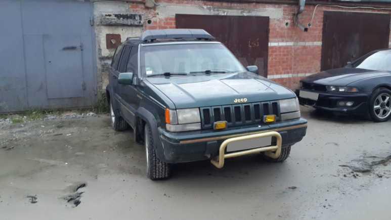 Jeep Grand Cherokee, 1996 год, 190 000 руб.