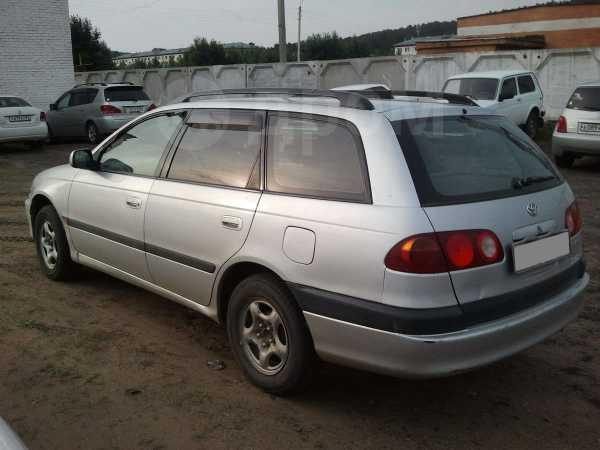 Toyota Caldina, 1999 год, 210 000 руб.