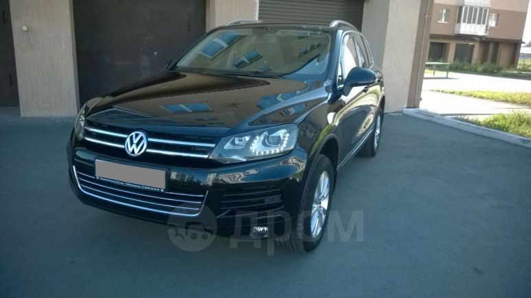Volkswagen Touareg, 2012 год, 2 000 000 руб.