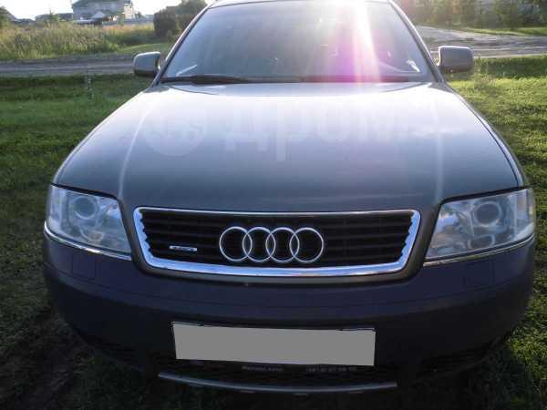 Audi A6 allroad quattro, 2003 год, 495 000 руб.