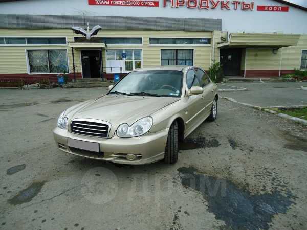 Hyundai Sonata, 2007 год, 249 000 руб.