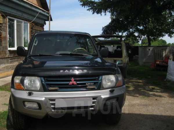 Mitsubishi Pajero, 2001 год, 600 000 руб.