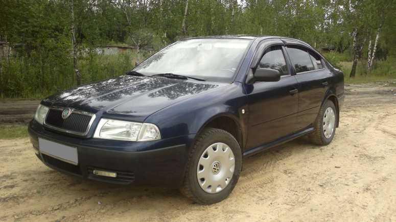 Skoda Octavia, 2002 год, 180 000 руб.