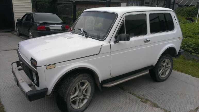 Лада 4x4 2121 Нива, 1984 год, 56 000 руб.