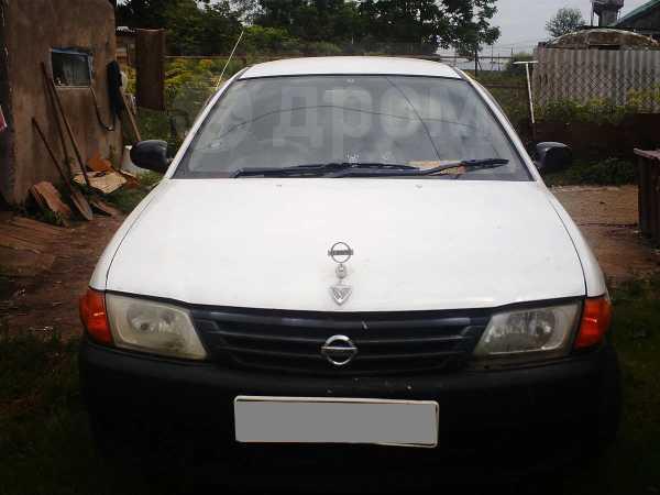 Nissan AD, 2001 год, 105 000 руб.