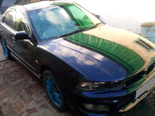 Mitsubishi Galant, 2003 год, 270 000 руб.