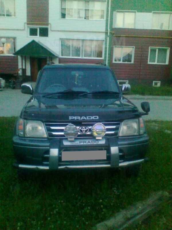 Toyota Land Cruiser Prado, 1996 год, 350 000 руб.