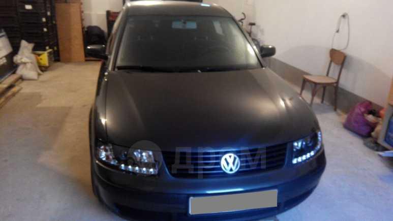 Volkswagen Passat, 2000 год, 320 000 руб.