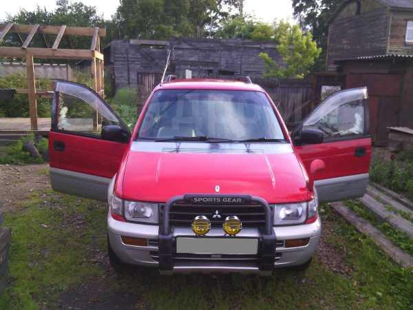 Mitsubishi RVR, 1996 год, 140 000 руб.