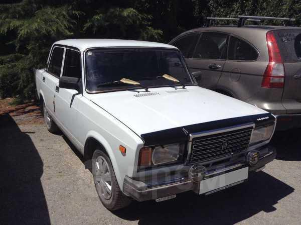 Лада 2107, 2005 год, 105 000 руб.