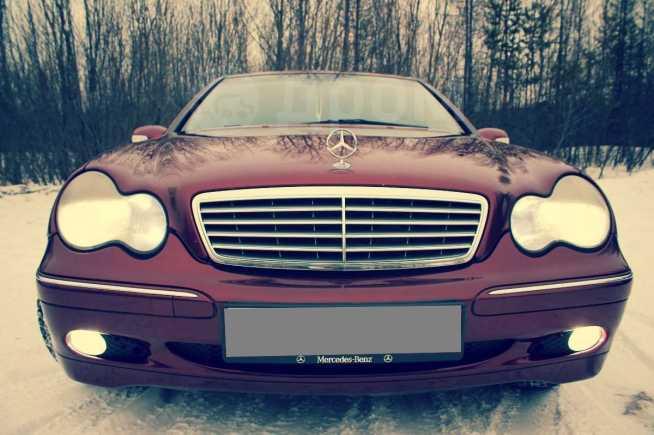 Mercedes-Benz C-Class, 2001 год, 440 000 руб.