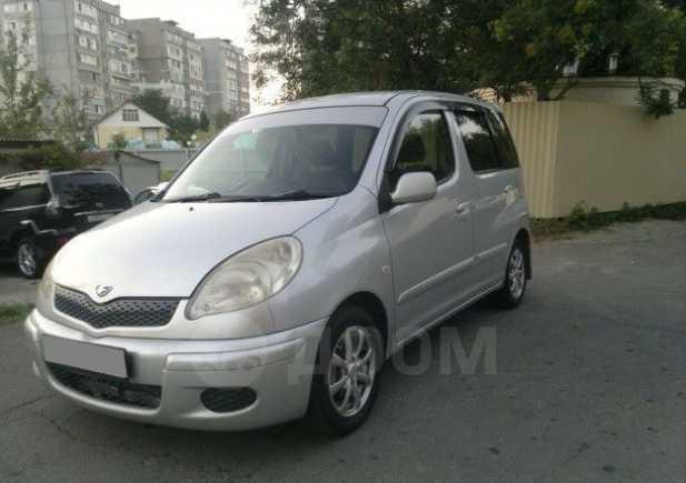 Toyota Funcargo, 2002 год, 115 000 руб.