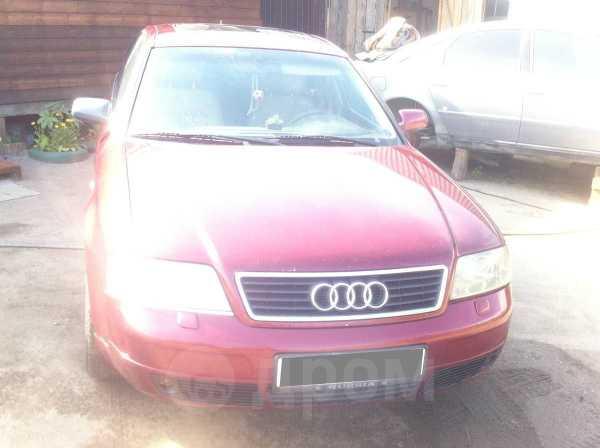 Audi A6, 2001 год, 370 000 руб.