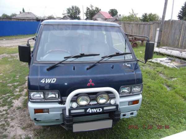 Mitsubishi Delica, 1990 год, 155 000 руб.