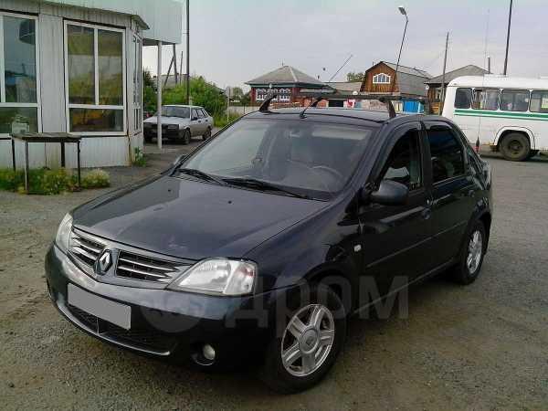 Renault Logan, 2007 год, 235 000 руб.