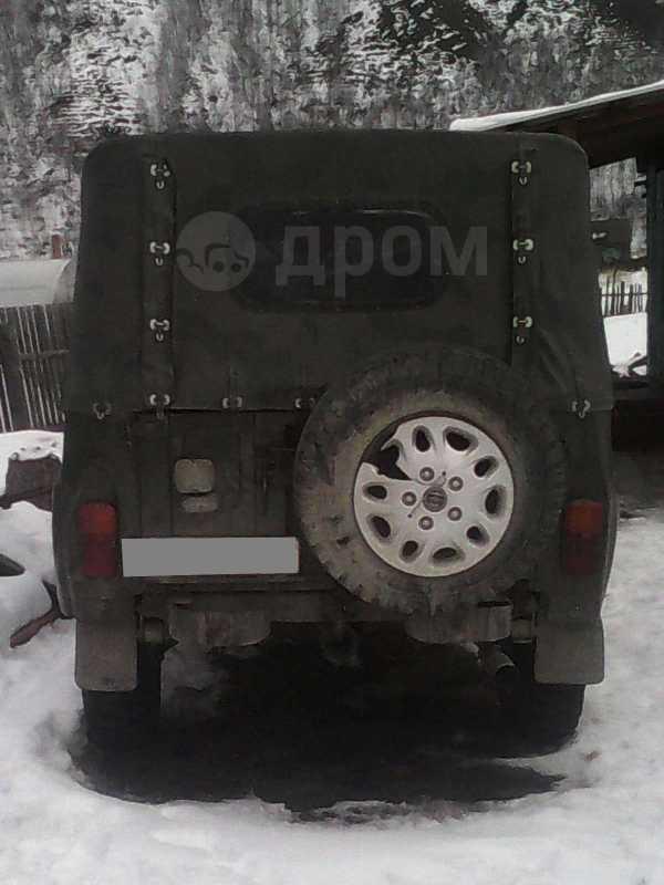 УАЗ 469, 1988 год, 110 000 руб.