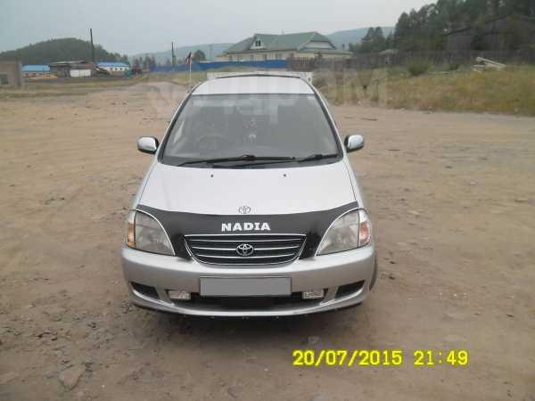 Toyota Nadia, 2000 год, 300 000 руб.