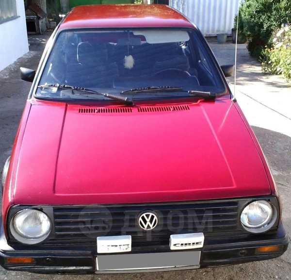 Volkswagen Golf, 1984 год, 100 000 руб.
