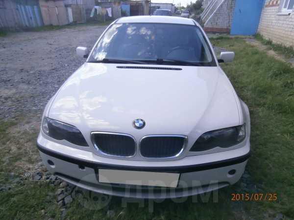 BMW 3-Series, 2002 год, 405 000 руб.