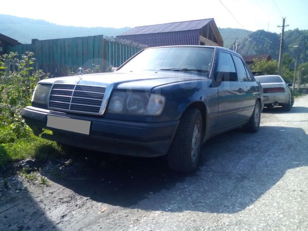 Mercedes-Benz E-Class, 1991 год, 75 000 руб.