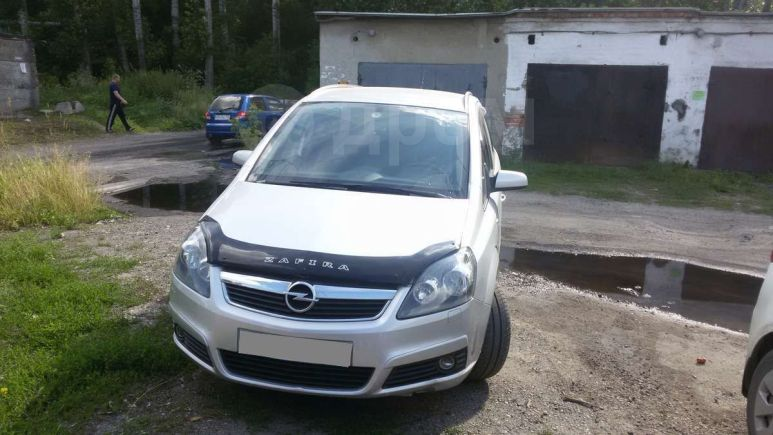 Opel Zafira, 2007 год, 410 000 руб.